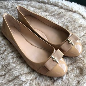 NWOB Tory Burch Nude Trudy Ballet Flat